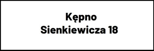 Kępno Sienkewicza 18