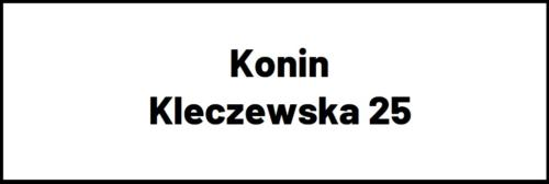 Konin Kleczewska 25