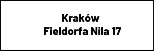 Kraków Fieldorfa Nila 17