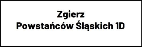 Zgierz Powstańców Śląskich 1D