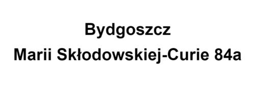 Bydgoszcz Marii Skłodowskiej-Curie 84a